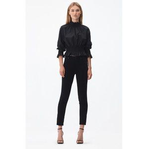 NWT COH Black Velvet Jeans Size 26